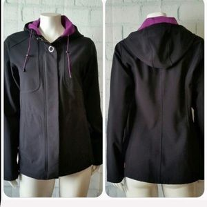 Lucy black jacket size S